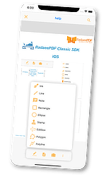 RadaeePDF SDK - Android, iOS, Windows PDF rendering library