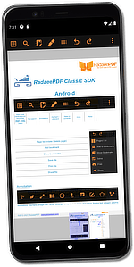 The ultimate PDF Reader & Editor on Android devices, iPhone, iPad. See details